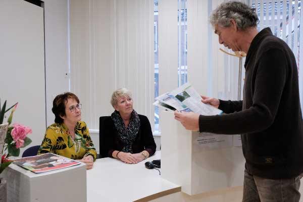 Zorgplein Lemmer | info balie